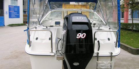163A敞篷快艇
