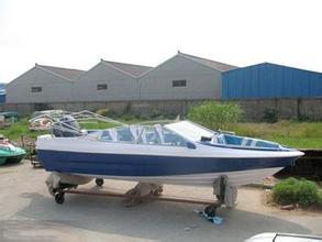 196A敞篷运动型快艇