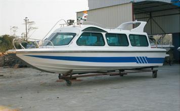 590型全棚快艇
